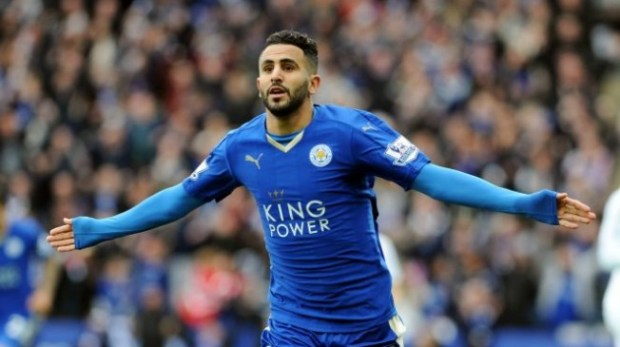 Mahrez is Glo/CAF 2016 African footballer of the Year