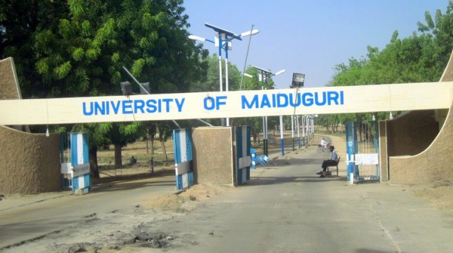Image result for Troops foil suicide attack on University of Maiduguri