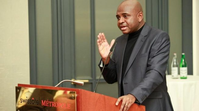Image result for We are all witnesses to failure of Buhari's government, says Moghalu on Plateau killings