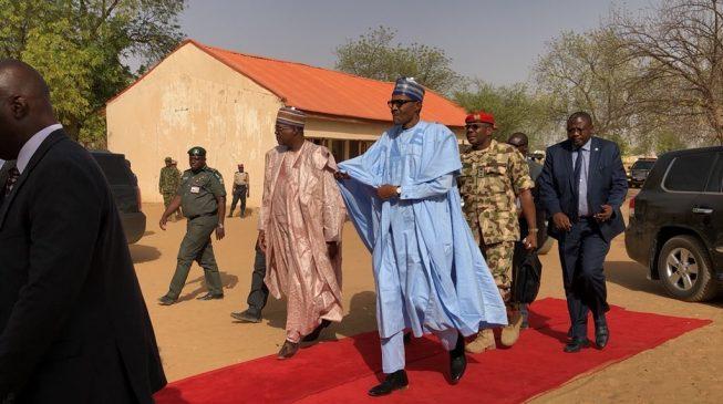Image result for Red carpet is for Grammy, not Dapchi - Shehu Sani tells Buhari