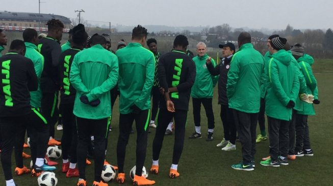 Image result for 2018 World Cup: Gernot Rohr releases 30-man provisional squad (FULL LIST)