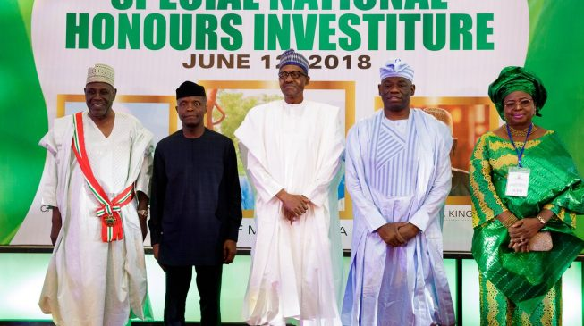 Image result for FG to honour more heroes of democracy