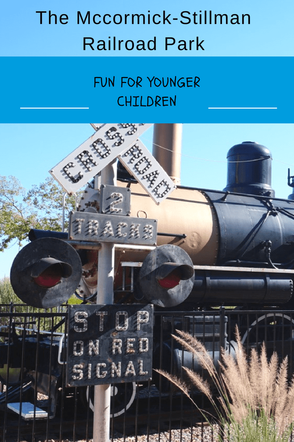 The McCormick-Stillman Railroad Park: Fun for Younger Children in Scottsdale, Arizona.