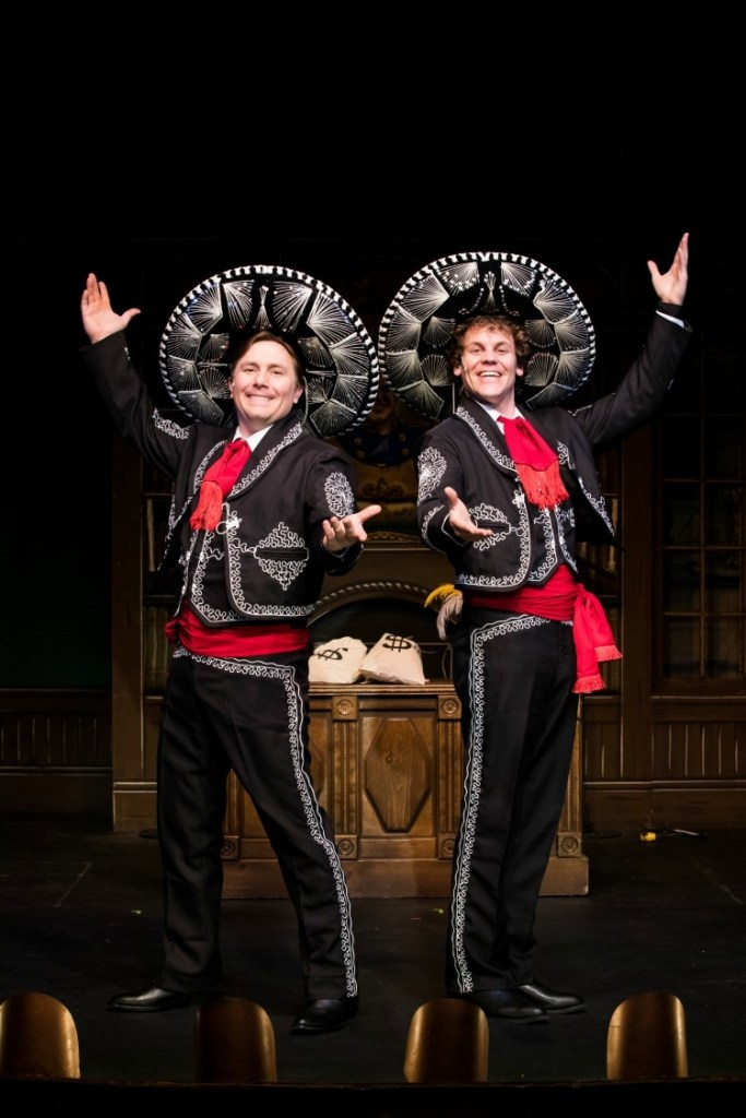 A Review of The Gaslight Theatre Presents The Two Amigos! Photo provided by The Gaslight Theatre.