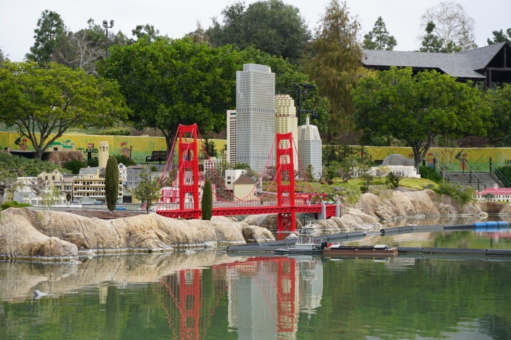 The scavenger hunt in MINILAND is another reason to visit LEGO Batman Days at LEGOLAND California.