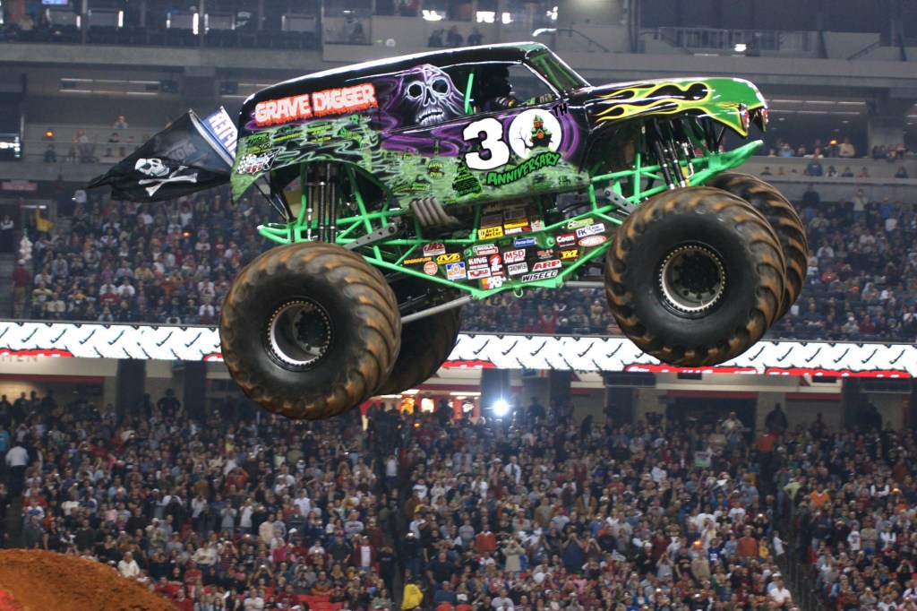 A Giveaway and a Discount Code for Monster Jam in Tucson!
