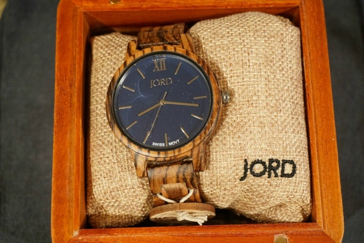 Looking for a unique watch? JORD Wood Watches are extremely unique.