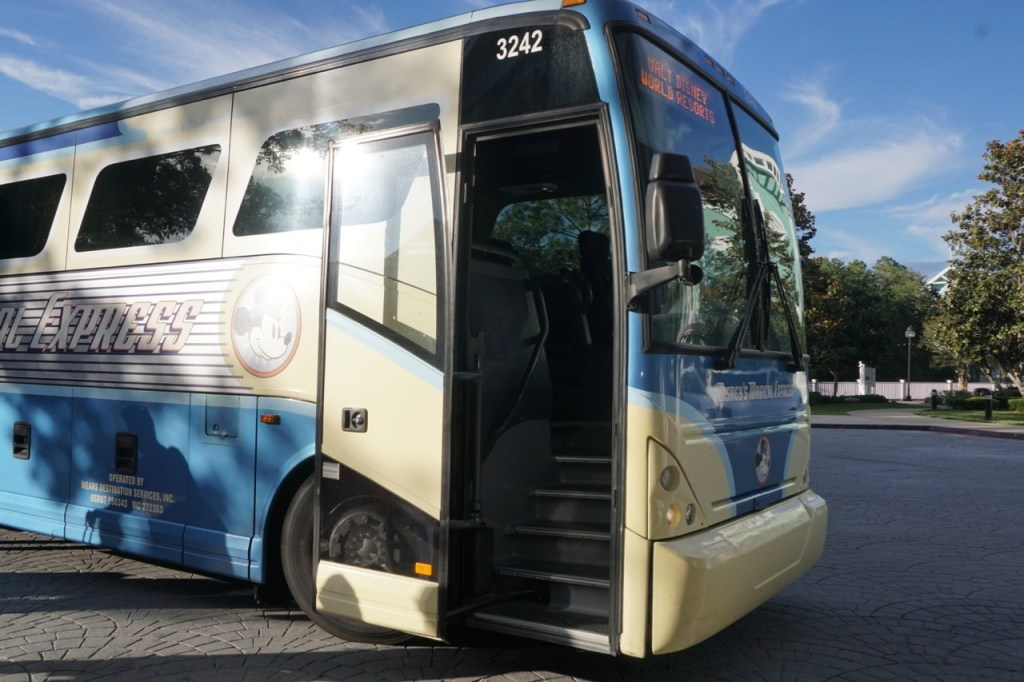 Disney's Magical Express is one of the main reasons to stay on property at Disney World.
