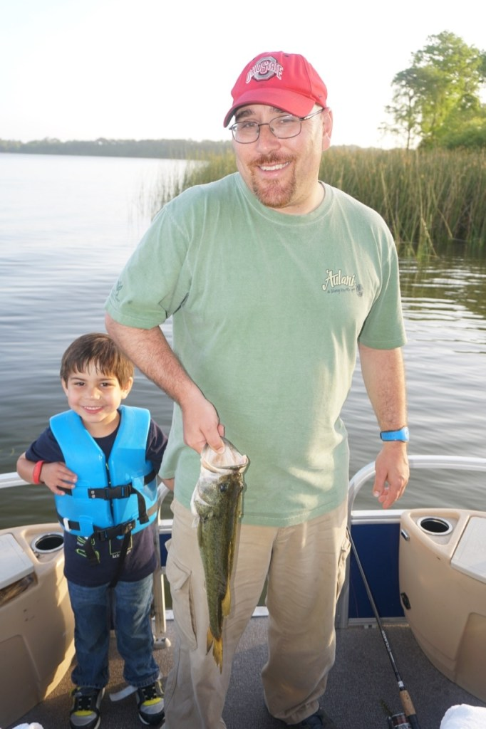 Fishing at walt disney world with preschoolers the for Fish world on facebook