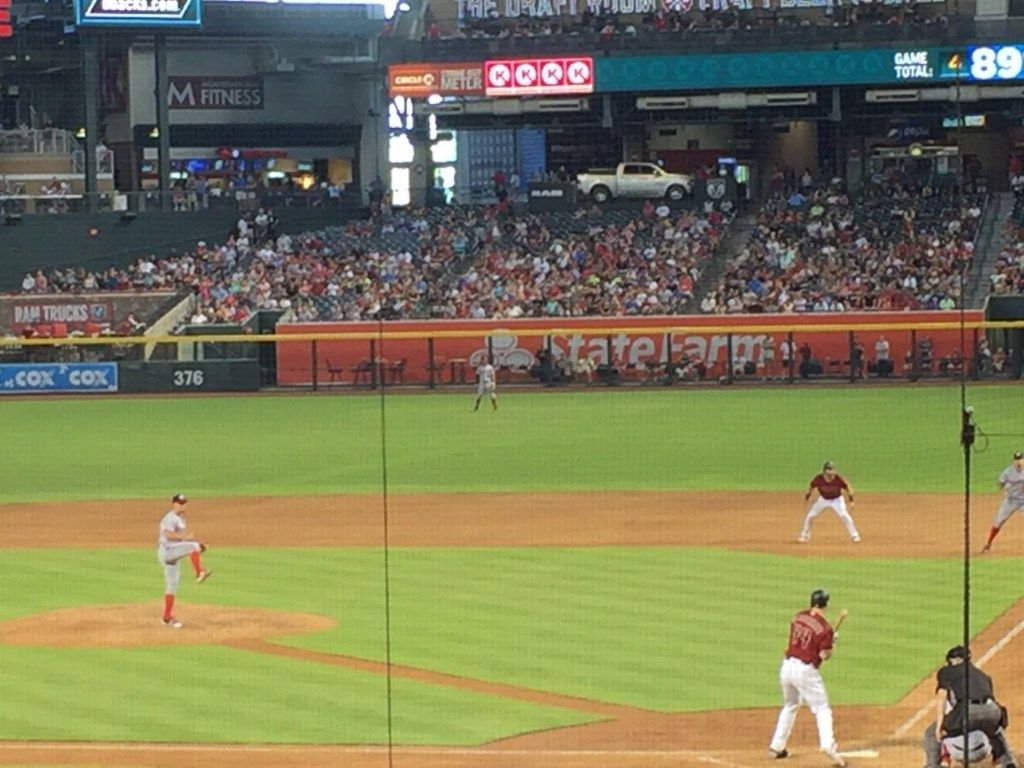 Looking for a kid friendly ballpark? Chase Field should be on your list.