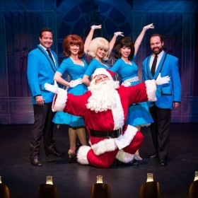 Giveaway Tickets to The Gaslight Music Hall Christmas Jamboree!