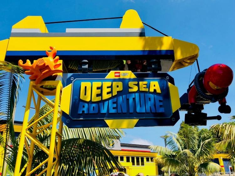 LEGOLAND California Rides: LEGO City Submarine Ride - The ...