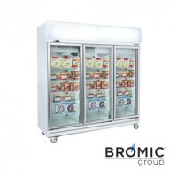 Upright Freezer-Glass Door- THE CAFE PAG