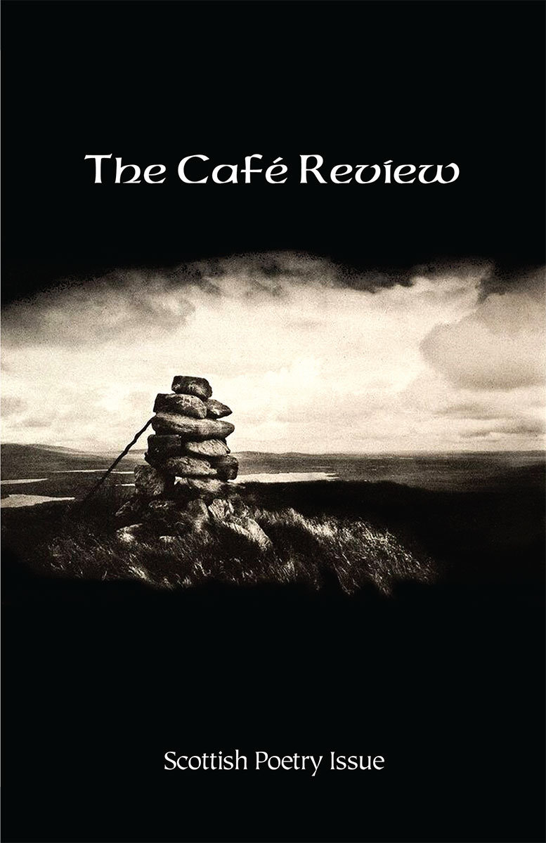 Scottish Issue, Summer 2017 Cafe Review Cover