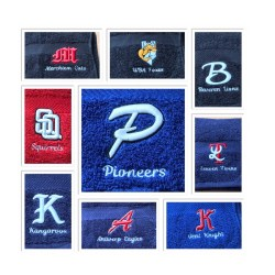 Luxery Bath Towel – with Clubname