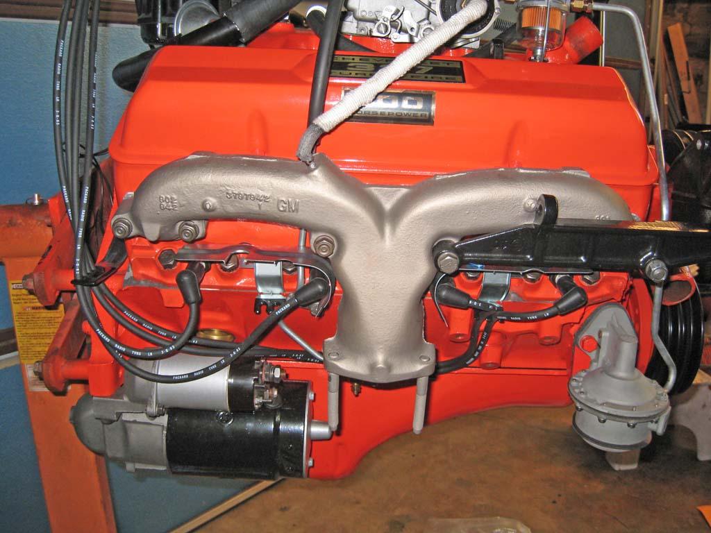 283 Chevy Engine Wiring Diagram My 1964 Impala 327 300 Engine
