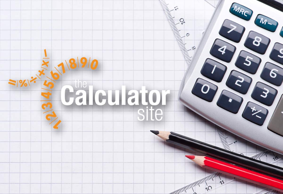 The Calculator Site
