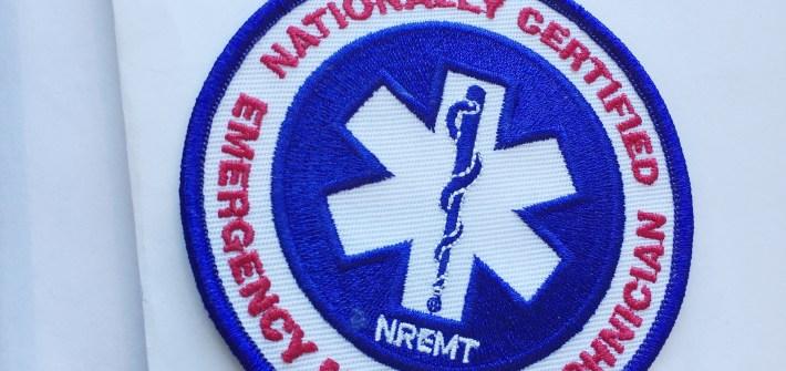 EMT Badge