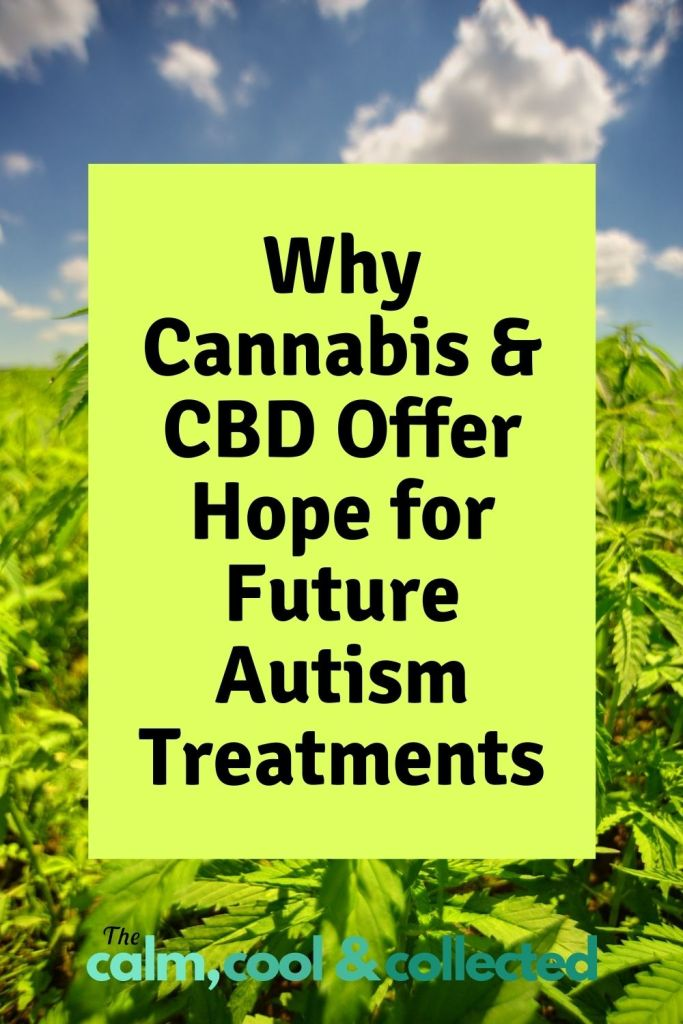 Why Cannabis and CBD Offer Hope for Future Autism Treatments