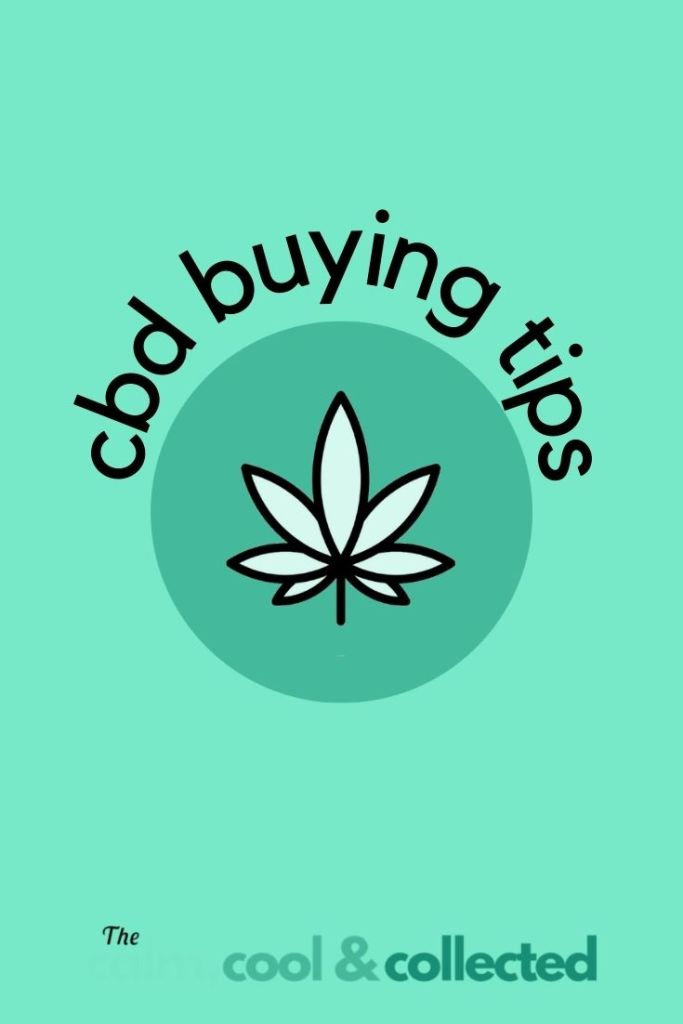 6 Tips on Buying CBD Products pin 3