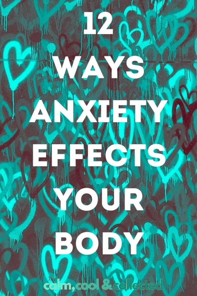 anxiety effects pin 3
