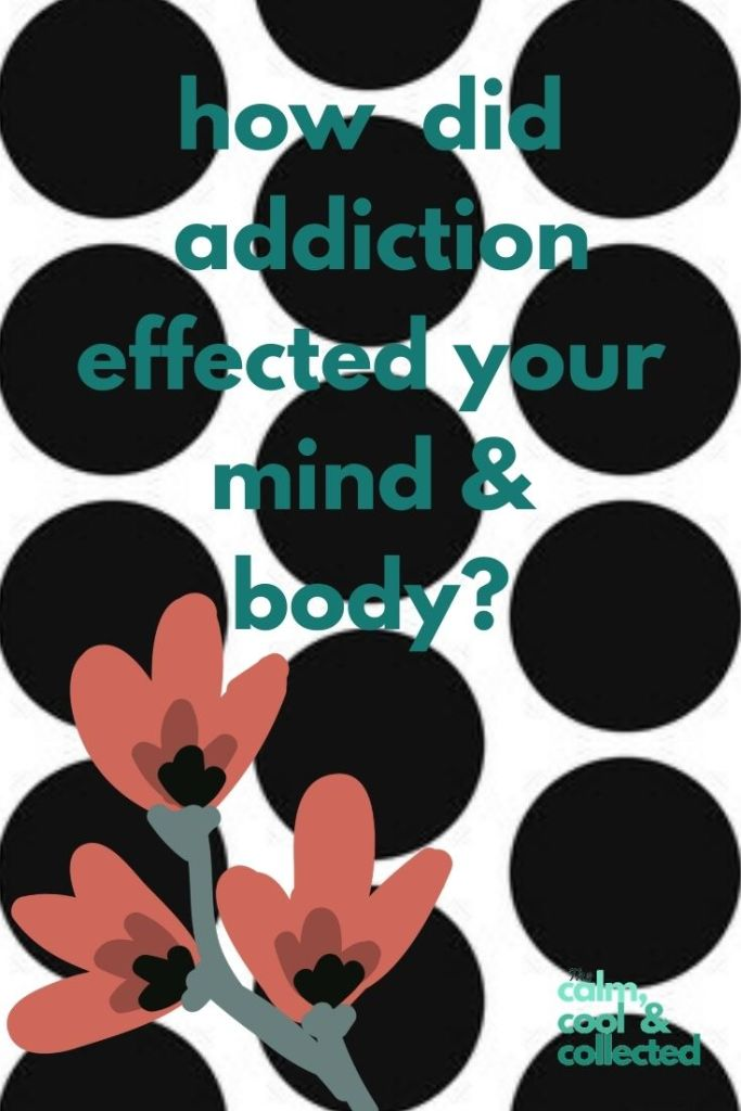 Caring for Your Mind & Body in Recovery pin 2