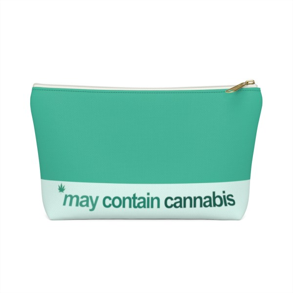 *May Contain Cannabis Pouch