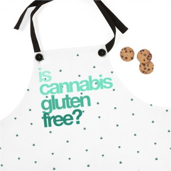 THE CALM, COOL & COLLECTED <br> Gluten Free Apron