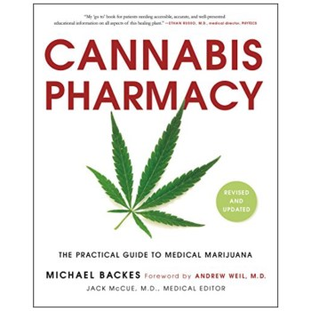 CANNABIS PHARMACY <br> by Michael Backes