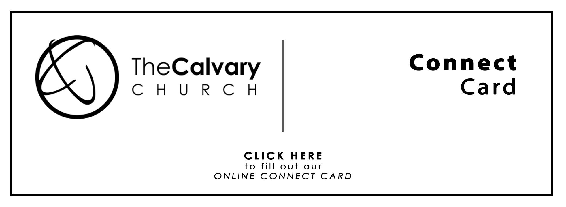 The Calvary Church