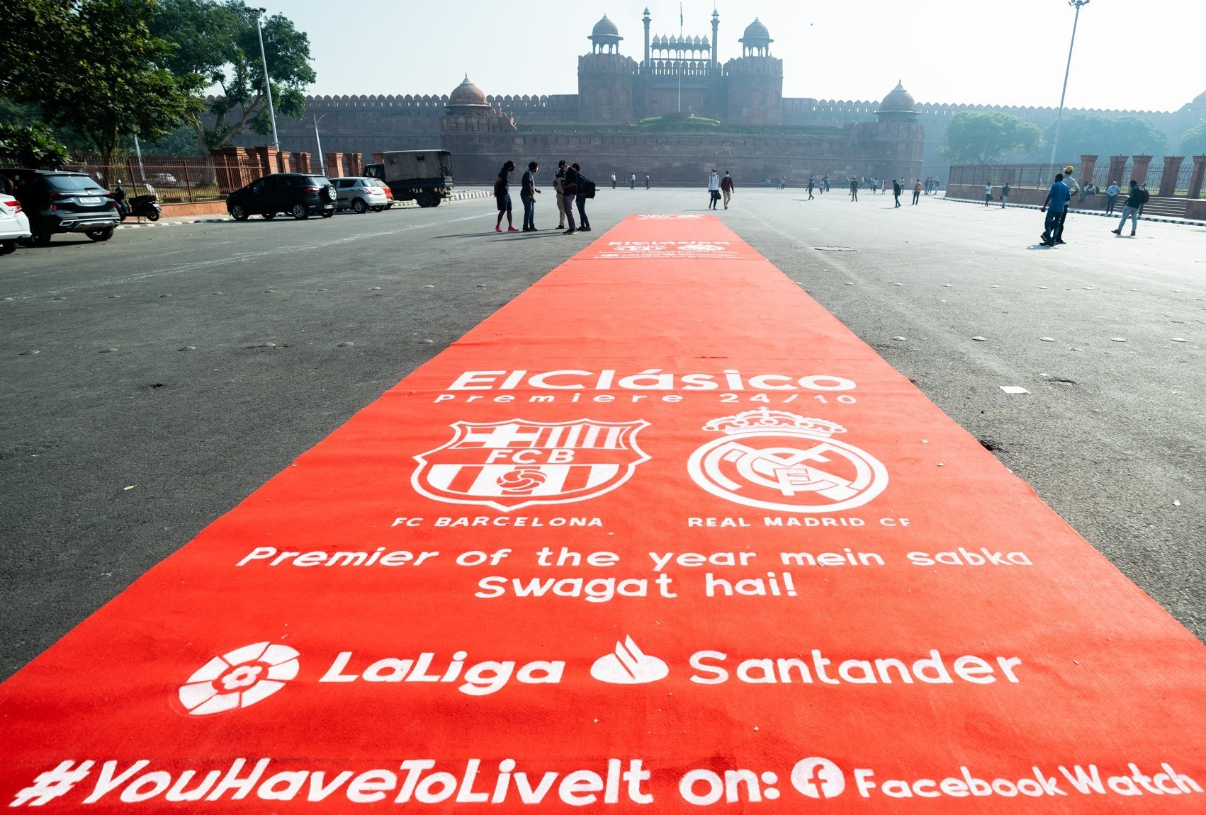 Overview of the year 2020 for LaLiga in India