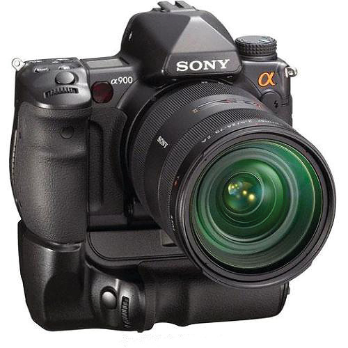 The Sony A900. Nearly my first pro level dslr! - TheCameraLife