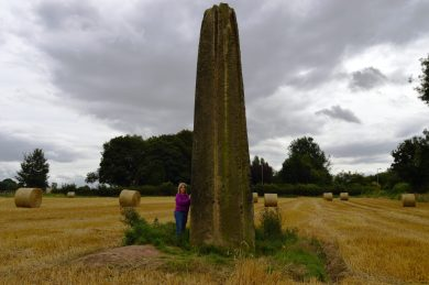 Amazing Standing Stones near York