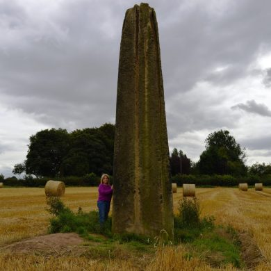 Amazing Standing Stones near York