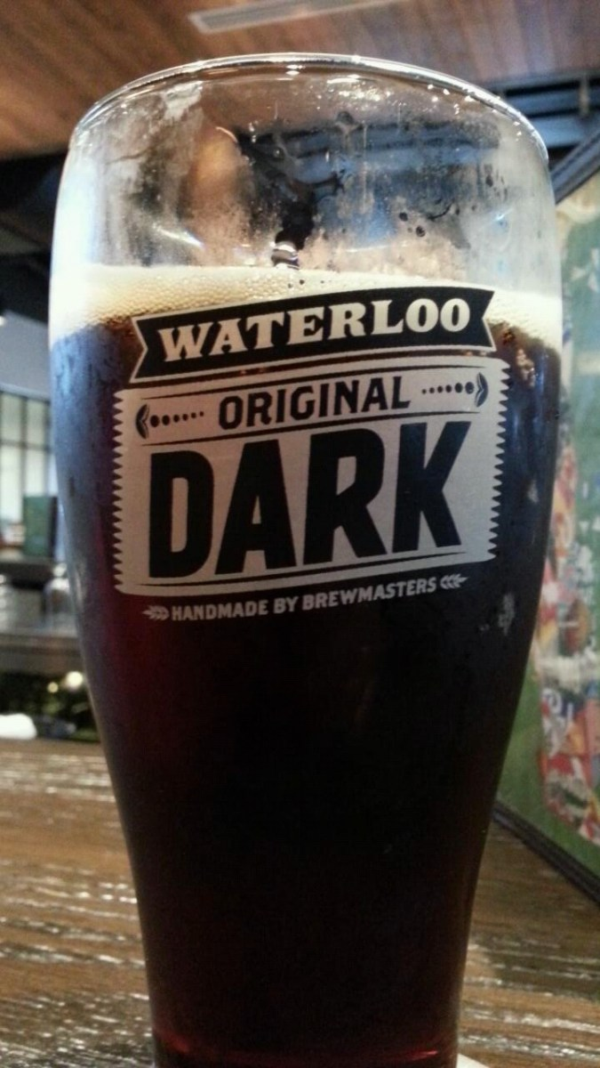 Waterloo Dark Beer