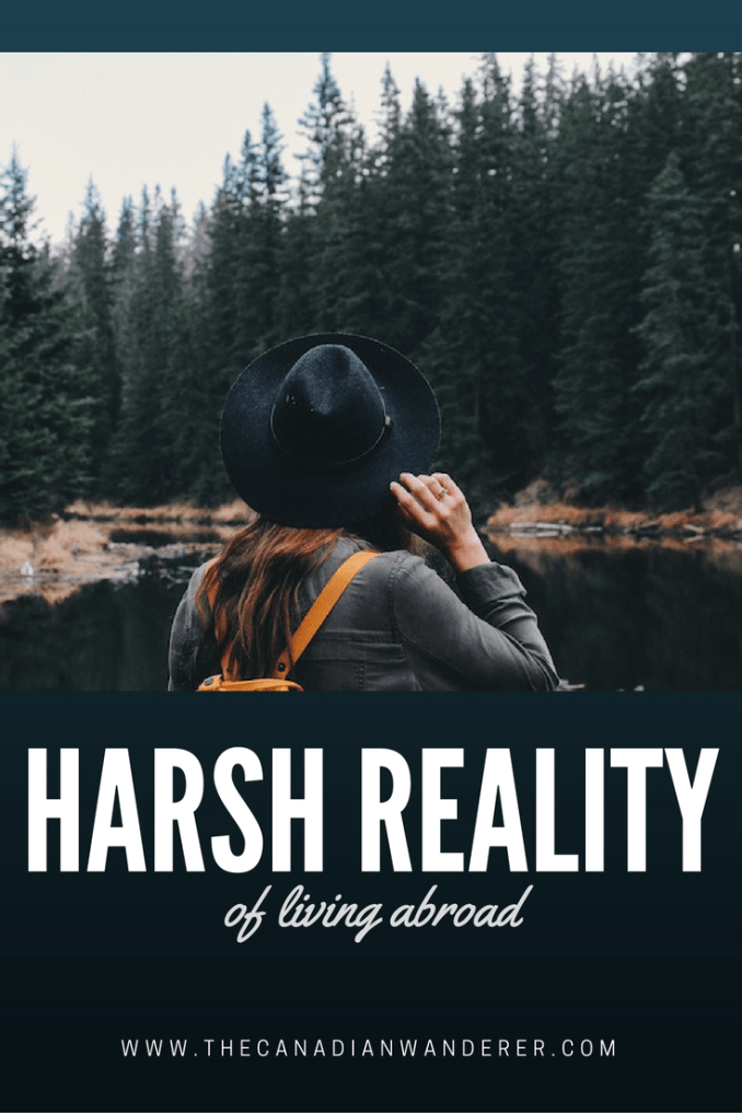 Harsh Reality of Living Abroad - Not always beautiful on the inside. Study Abroad | Work Abroad | Volunteer Abroad | Travel | Reality