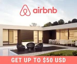 AirB&B discount