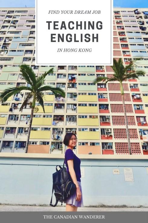 Teaching English in Hong Kong Jobs and Opportunities - NET teacher - The Canadian Wanderer