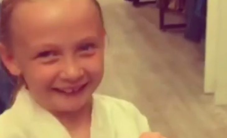 Watch an amazing 8-year-old demolish everyday sexism in under three minutes [VIDEO/OPINION]