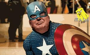 Captain Trump The Avengers