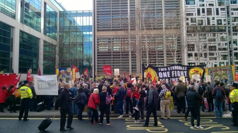 Orgreave Crowd