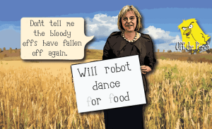 Theresa May updated CV OTP