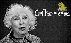 Theresa May Carillion OTP