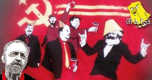 Famous communists and Jeremy Corbyn