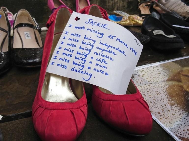 Jackies shoes