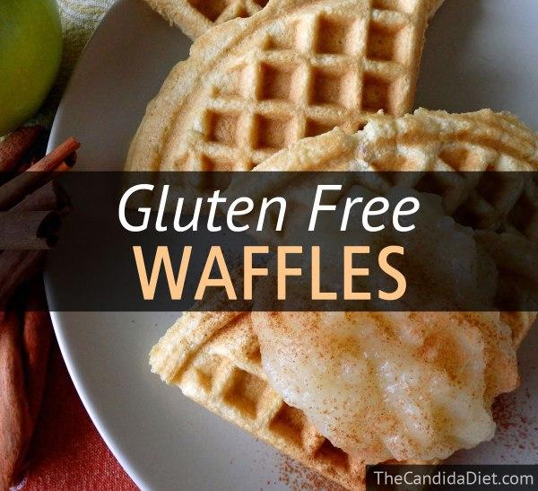 Gluten Free Waffles Candida Diet