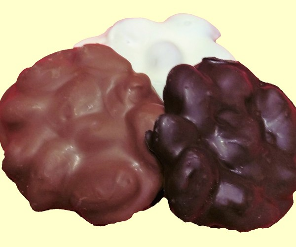 Almond Clusters