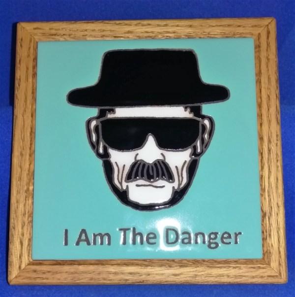Heisenberg Tile - Danger