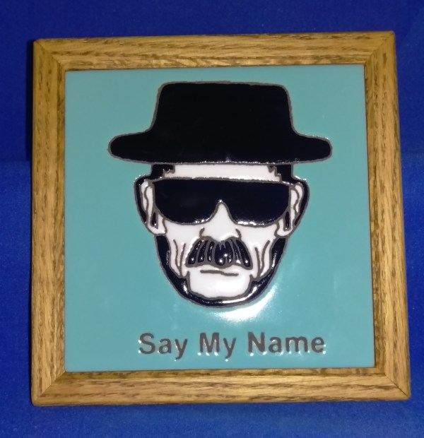 Heisenberg Tile - Name