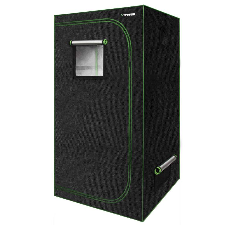 VIVOSUN Mylar Hydroponic Grow Tent, one of the top grow tents out there!